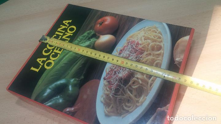Libros antiguos: Pack de 4 libros de cocina, LA COCINA DE OCEANO - Foto 52 - 99910019