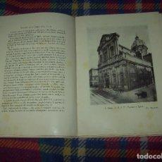 Libros antiguos: S. ANDREA DELLA VALLE. SERGIO ORTOLANI. CASA EDITRICE. ROMA. 1920. EXCELENTE EJEMPLAR.. Lote 99957255