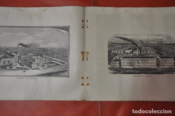 Libros antiguos: WAKEFIELD RATTAN COMPANY ILLUSTRATED CATALOGUE 1890 - Foto 3 - 99988691