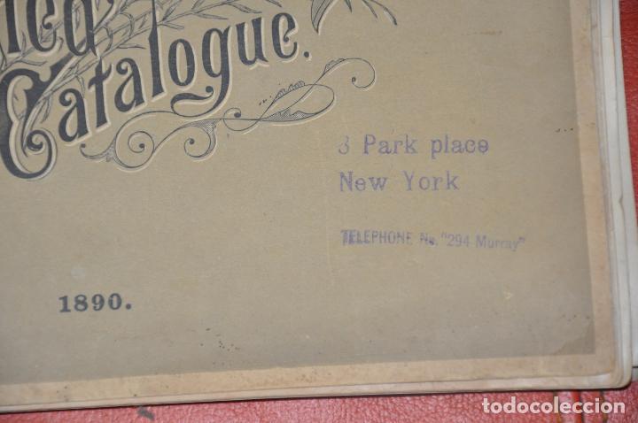 Libros antiguos: WAKEFIELD RATTAN COMPANY ILLUSTRATED CATALOGUE 1890 - Foto 4 - 99988691