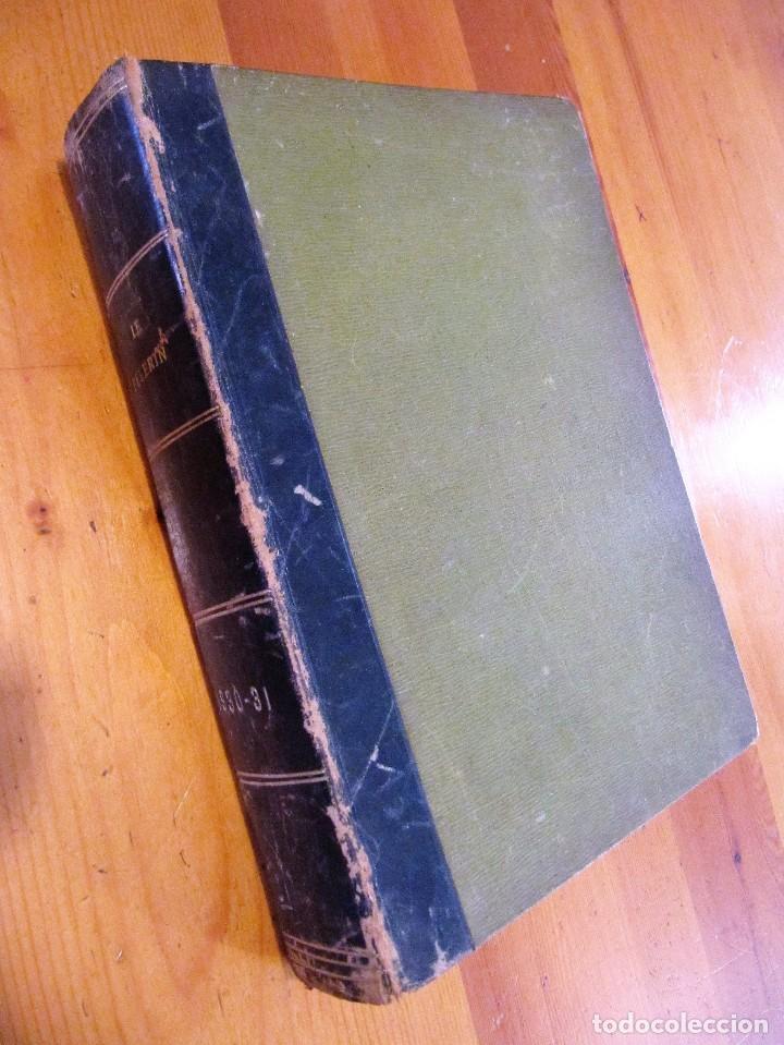 REVISTA ILUSTRADA LE PELERIN COMPLETO ENCUADERNADO 1930 -31 LE PELERIN REVUE ILLUSTREE (Libros Antiguos, Raros y Curiosos - Literatura - Otros)