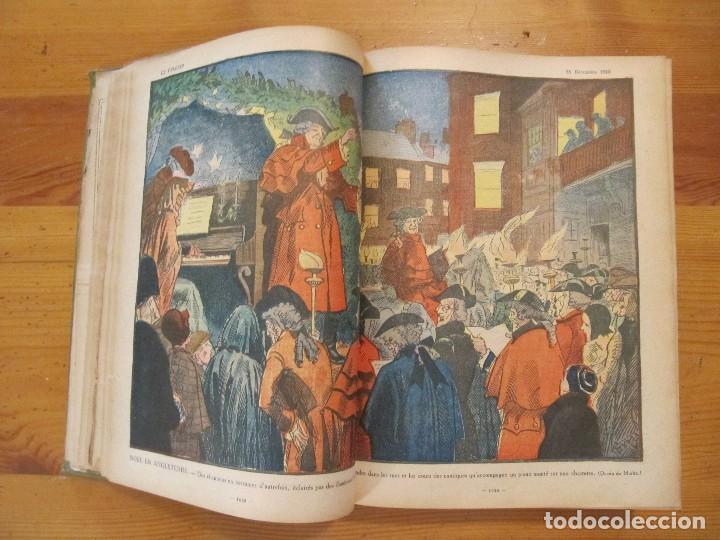 Libros antiguos: REVISTA ILUSTRADA LE PELERIN COMPLETO ENCUADERNADO 1930 -31 Le pelerin Revue illustree - Foto 4 - 100120191