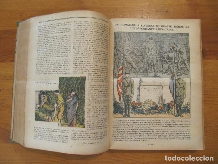 Libros antiguos: REVISTA ILUSTRADA LE PELERIN COMPLETO ENCUADERNADO 1930 -31 Le pelerin Revue illustree - Foto 7 - 100120191