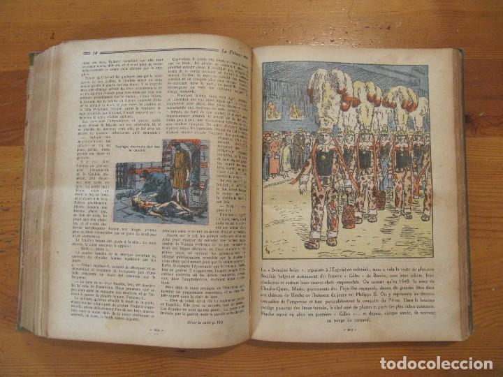 Libros antiguos: REVISTA ILUSTRADA LE PELERIN COMPLETO ENCUADERNADO 1930 -31 Le pelerin Revue illustree - Foto 9 - 100120191