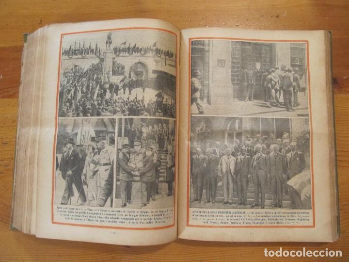 Libros antiguos: REVISTA ILUSTRADA LE PELERIN COMPLETO ENCUADERNADO 1930 -31 Le pelerin Revue illustree - Foto 10 - 100120191