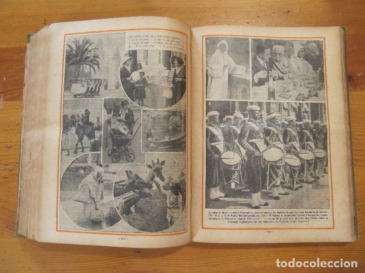 Libros antiguos: REVISTA ILUSTRADA LE PELERIN COMPLETO ENCUADERNADO 1930 -31 Le pelerin Revue illustree - Foto 12 - 100120191