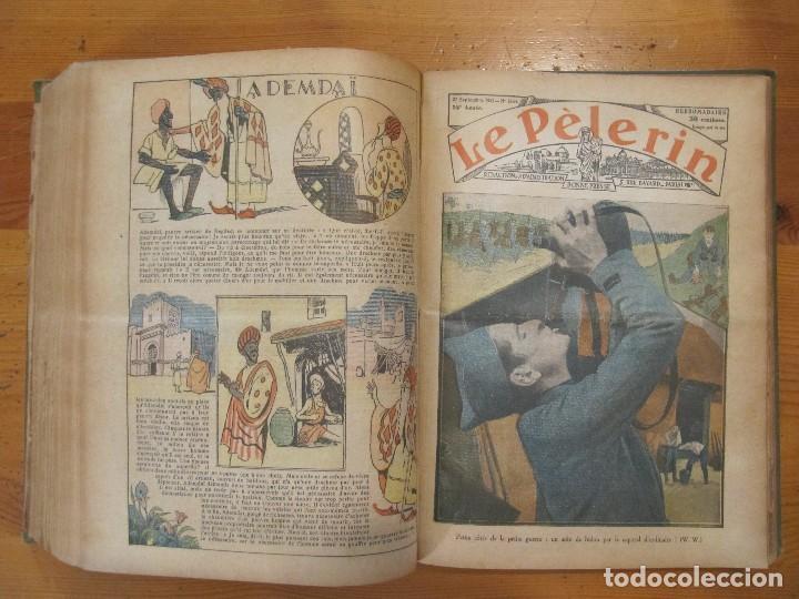Libros antiguos: REVISTA ILUSTRADA LE PELERIN COMPLETO ENCUADERNADO 1930 -31 Le pelerin Revue illustree - Foto 16 - 100120191