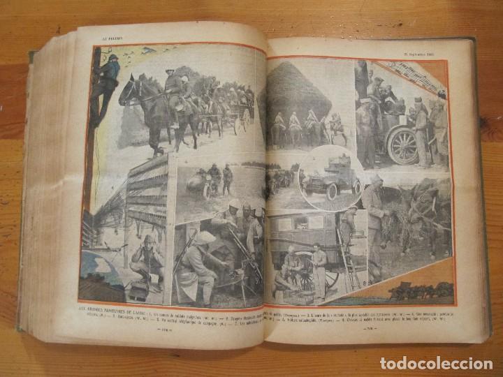 Libros antiguos: REVISTA ILUSTRADA LE PELERIN COMPLETO ENCUADERNADO 1930 -31 Le pelerin Revue illustree - Foto 17 - 100120191