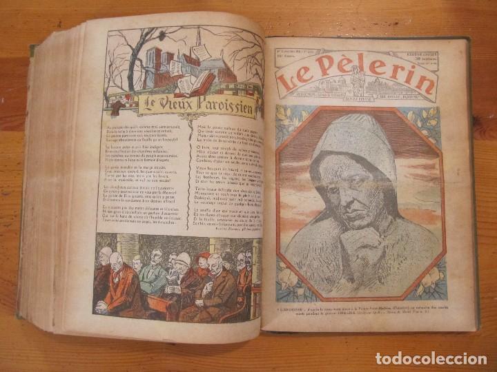 Libros antiguos: REVISTA ILUSTRADA LE PELERIN COMPLETO ENCUADERNADO 1930 -31 Le pelerin Revue illustree - Foto 18 - 100120191
