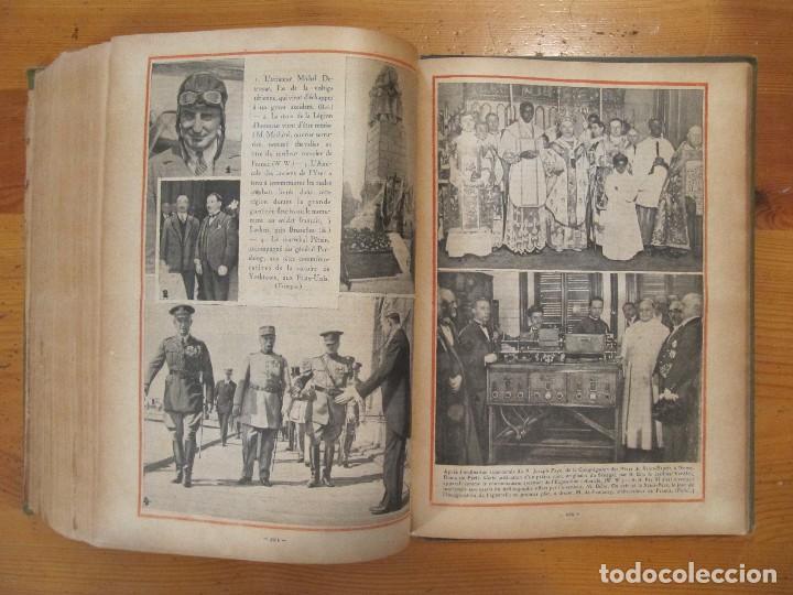 Libros antiguos: REVISTA ILUSTRADA LE PELERIN COMPLETO ENCUADERNADO 1930 -31 Le pelerin Revue illustree - Foto 19 - 100120191