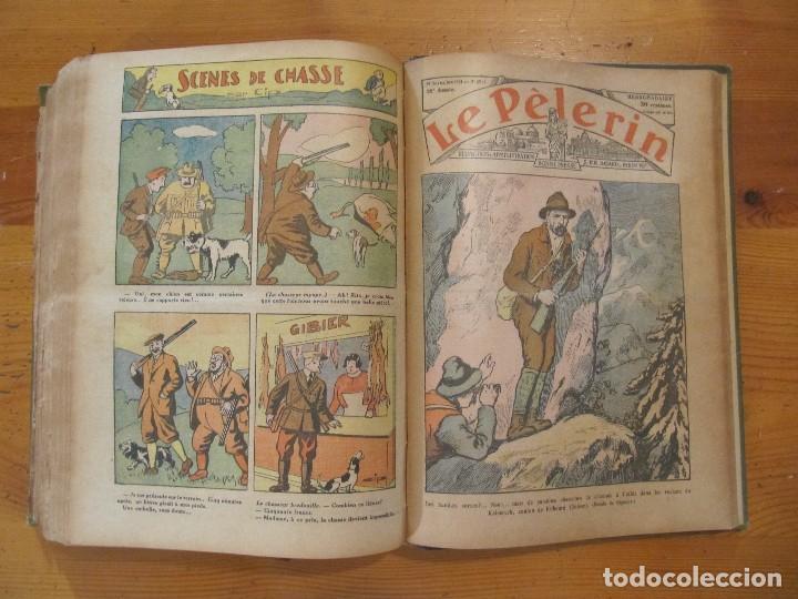 Libros antiguos: REVISTA ILUSTRADA LE PELERIN COMPLETO ENCUADERNADO 1930 -31 Le pelerin Revue illustree - Foto 21 - 100120191