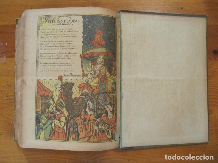 Libros antiguos: REVISTA ILUSTRADA LE PELERIN COMPLETO ENCUADERNADO 1930 -31 Le pelerin Revue illustree - Foto 24 - 100120191