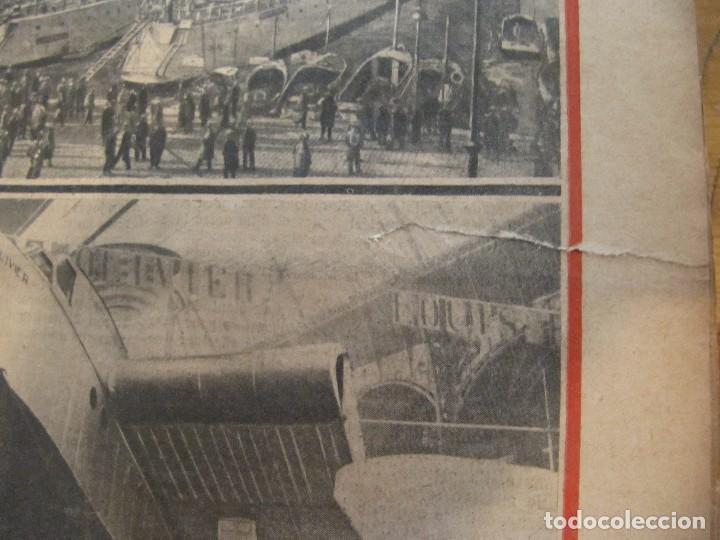 Libros antiguos: REVISTA ILUSTRADA LE PELERIN COMPLETO ENCUADERNADO 1930 -31 Le pelerin Revue illustree - Foto 25 - 100120191