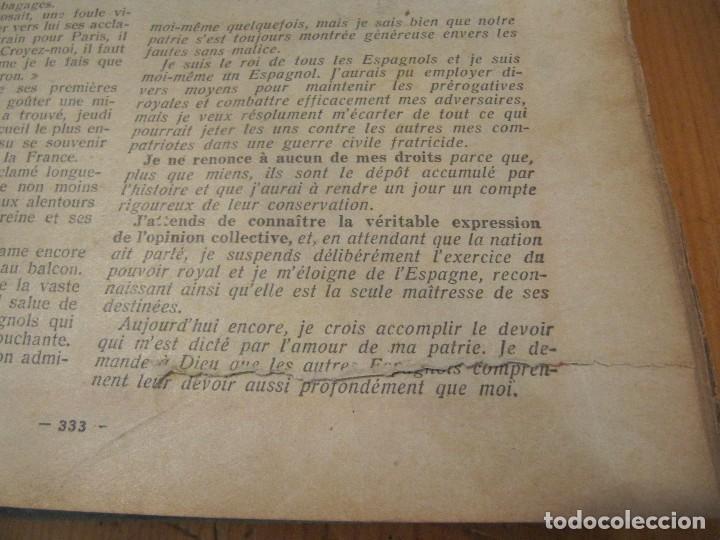 Libros antiguos: REVISTA ILUSTRADA LE PELERIN COMPLETO ENCUADERNADO 1930 -31 Le pelerin Revue illustree - Foto 30 - 100120191
