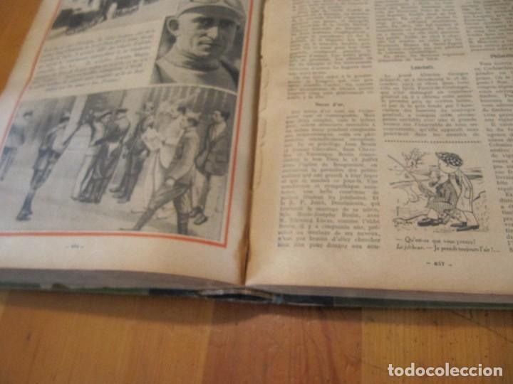 Libros antiguos: REVISTA ILUSTRADA LE PELERIN COMPLETO ENCUADERNADO 1930 -31 Le pelerin Revue illustree - Foto 31 - 100120191