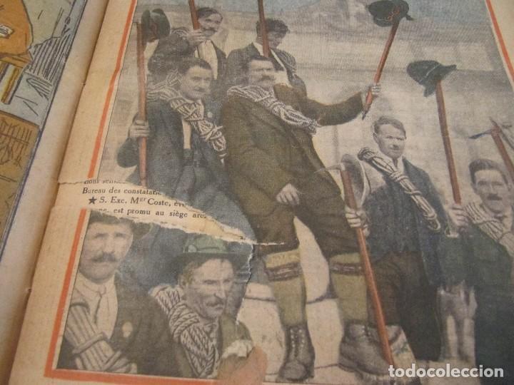 Libros antiguos: REVISTA ILUSTRADA LE PELERIN COMPLETO ENCUADERNADO 1930 -31 Le pelerin Revue illustree - Foto 32 - 100120191