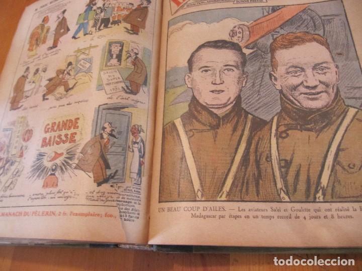 Libros antiguos: REVISTA ILUSTRADA LE PELERIN COMPLETO ENCUADERNADO 1930 -31 Le pelerin Revue illustree - Foto 35 - 100120191