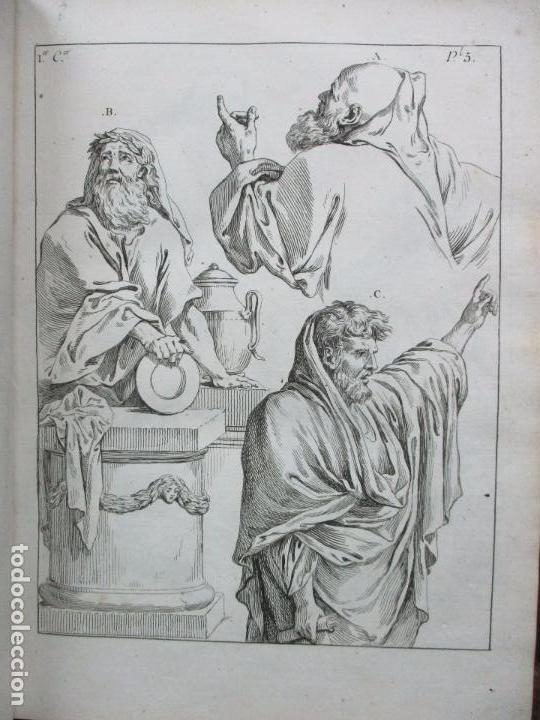 Libros antiguos: COSTUME DES ANCIENS PEUPLES, A L'USAGE DES ARTISTES. M. DANDRÉ BARDON. 3 TOMOS. 1784-1785. - Foto 5 - 100135467