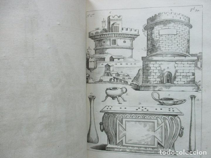 Libros antiguos: COSTUME DES ANCIENS PEUPLES, A L'USAGE DES ARTISTES. M. DANDRÉ BARDON. 3 TOMOS. 1784-1785. - Foto 7 - 100135467