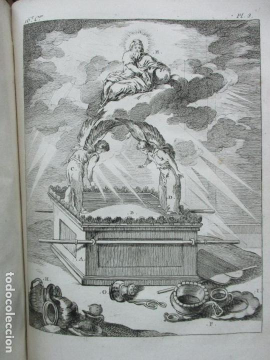 Libros antiguos: COSTUME DES ANCIENS PEUPLES, A L'USAGE DES ARTISTES. M. DANDRÉ BARDON. 3 TOMOS. 1784-1785. - Foto 15 - 100135467