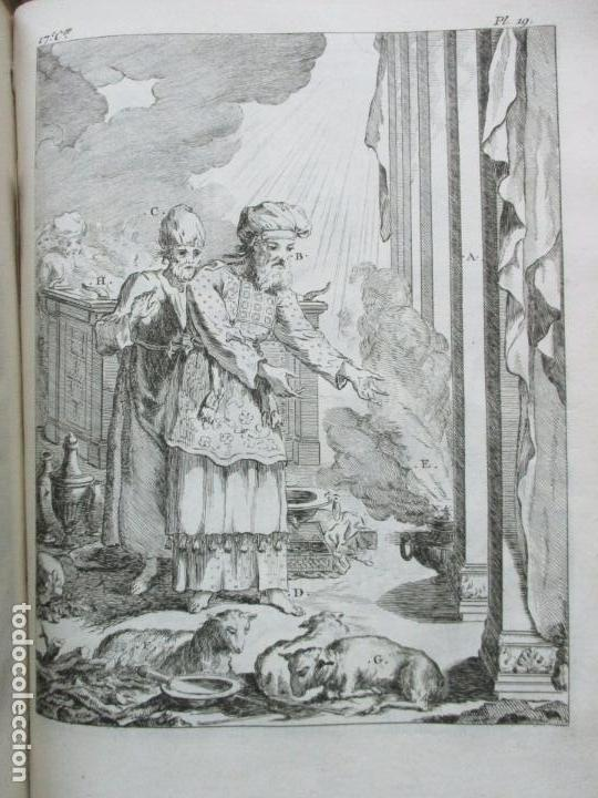 Libros antiguos: COSTUME DES ANCIENS PEUPLES, A L'USAGE DES ARTISTES. M. DANDRÉ BARDON. 3 TOMOS. 1784-1785. - Foto 16 - 100135467