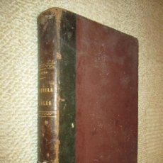 Libros antiguos: LAS INDUSTRIAS AGRÍCOLAS, POR FRANCISCO BALAGUER Y PRIMO 1877, TOMO I, CERVEZA, VINO, ALCOHOL, PAN. Lote 100176919