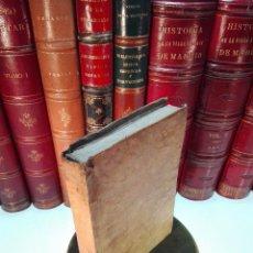 Libros antiguos: VIAGE DEL COMANDANTE BYRON AL REDEDOR DEL MUNDO, HECHO ULTIMA.. - SEGUNDA EDICIÓN - MADRID - 1769 - . Lote 100183771