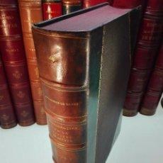 Libros antiguos: LAS QUINQUAGENAS DE LA NOBLEZA DE ESPAÑA - POR EL CAPITÁN GONZALO FERNADEZ DE OVIEDO Y VALDÉS - 1880. Lote 100257451
