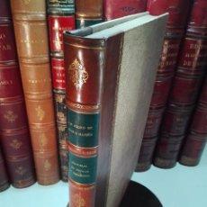 Libros antiguos: HISTORIAL DE FIESTAS Y DONATIVOS - INDICE DE CABALLEROS - DON PEDRO DE LEÓN Y MANJÓN - MADRID - 1909. Lote 100263283
