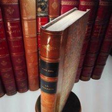 Libros antiguos: LA BARRACA - VICENTE BLASCO IBAÑEZ - ILUSTRACIONES DE JOSÉ BENLLIURE - PROMETEO - VALENCIA - 1929 -. Lote 100263491