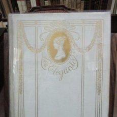 Libros antiguos: LES ELÉGANTES. EDICIÓN NUMERADA. ILUSTRADA. C. 1900. . Lote 100289031