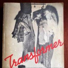 Libros antiguos: TRANSFORMER - ASPEKTE DER TRAVESTIE (1975) - ANDY WARHOL, MICK JAGGER, DAVID BOWIE... LIBRO MUY RARO. Lote 100331739