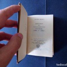 Libros antiguos: CRISOL ARCHILA, AGUILAR. Lote 100359771