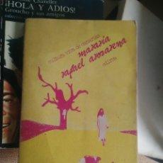 Libros antiguos: MARARIA, RAFAEL AROZARENA. CULTURA VIVA DE CANARIAS. EDIRCA 1982. Lote 100366231