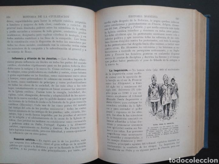Libros antiguos: HISTORIA DE LA CIVILIZACIÓN, 1934 ED. RAMON - Foto 7 - 100396091