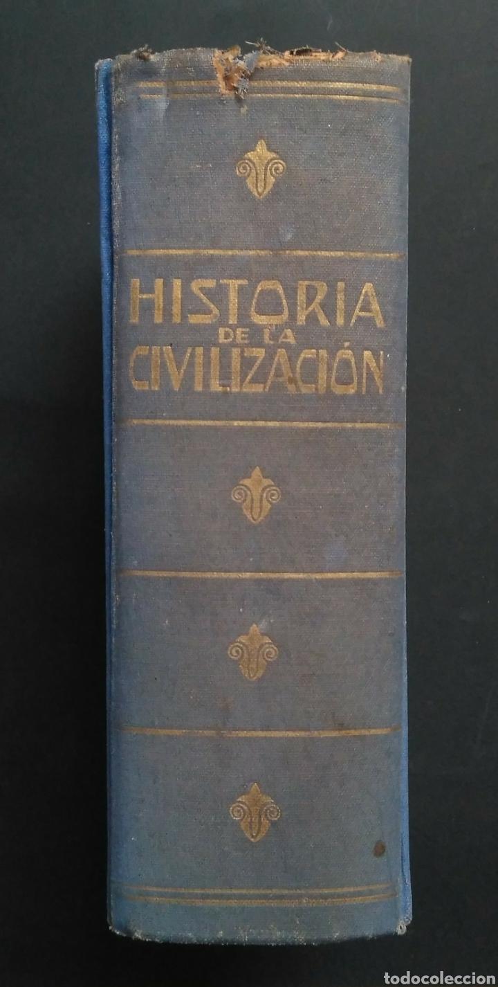 Libros antiguos: HISTORIA DE LA CIVILIZACIÓN, 1934 ED. RAMON - Foto 8 - 100396091