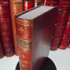 Libros antiguos: RELACIÓN DEL ÚLTIMO VIAGE AL ESTRECHO DE MAGALLANES DE LA FRAGATA DE S. M. S. Mª DE LA CABEZA - 1788. Lote 100460467