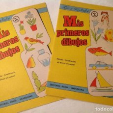 Libros antiguos: MIS PRIMEROS DIBUJOS-ROMA . Lote 100469611