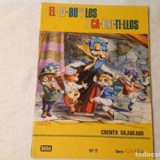 Libros antiguos: CUENTO SILÁBICO BOGA , KINDER . Lote 100470699