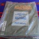 Libros antiguos: GRAN ENCICLOPEDIA PUNTO Y COSTURA ARCHIVADOR PATRONES Y CLACOS Nº 3. 45 AL 64. SARPE. PRECINTADO.. Lote 100492159