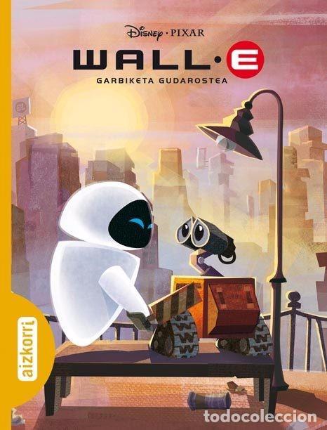 WALL-E-GARBIKETA GUDAROSTEA EUSKERA (Libros Antiguos, Raros y Curiosos - Literatura Infantil y Juvenil - Otros)