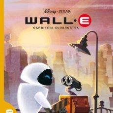 Libros antiguos: WALL-E-GARBIKETA GUDAROSTEA EUSKERA. Lote 100528739