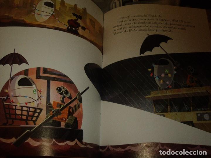 Libros antiguos: WALL-E-Garbiketa gudarostea euskera - Foto 2 - 100528739