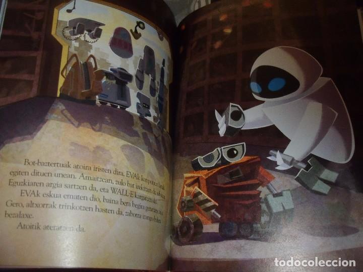 Libros antiguos: WALL-E-Garbiketa gudarostea euskera - Foto 3 - 100528739