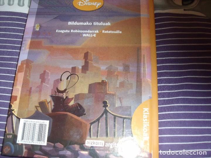 Libros antiguos: WALL-E-Garbiketa gudarostea euskera - Foto 4 - 100528739