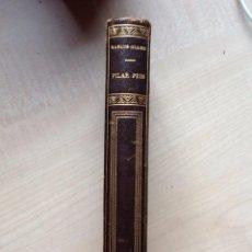 Libros antiguos: PILAR PRIM NARCIS OLLER 1928 OBRES COMPLETES IV EXLIBRIS .. Lote 100627987