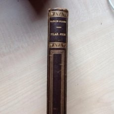 Libros antiguos: PILAR PRIM NARCIS OLLER 1928 OBRES COMPLETES IV EXLIBRIS .. Lote 100631207