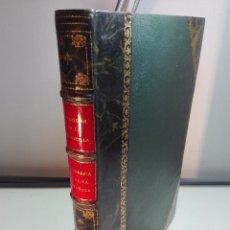 Libros antiguos: ÍNDICE DE BIBLIOGRAFÍA HÍPICA ESPAÑOLA Y PORTUGUESA - MARQUES DE TORRECILLA - MADRID - 1916-1921 -. Lote 206193501