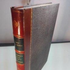 Libros antiguos: ÍNDICE DE BIBLIOGRAFÍA HÍPICA ESPAÑOLA Y PORTUGUESA - MARQUES DE TORRECILLA - MADRID - 1916-1921 - *. Lote 100685455