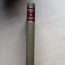 Libros antiguos: EL ABUELO B. PEREZ GALDOS 1940. NOVELAS ESPAÑOLAS CONTEMPORANEAS EXLIBRIS .. Lote 100982083